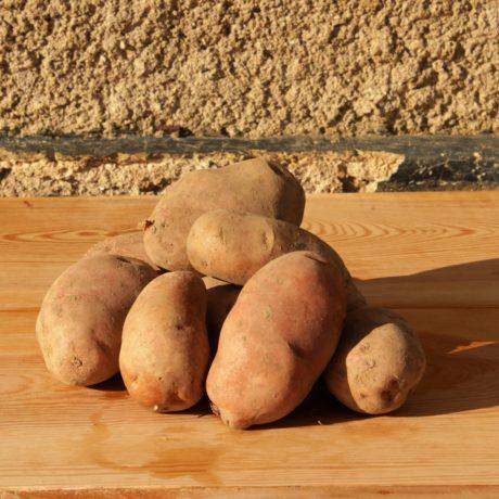 Kartoffeln-Desiree