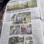 Frisch & Regional in der Basler Zeitung